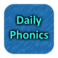 Daily Phonics Logo
