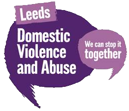 Leeds Domestic Abuse Logo