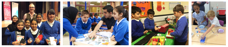 Pupil Premium In Action Photos