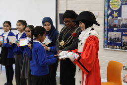 Lord Mayor Visit