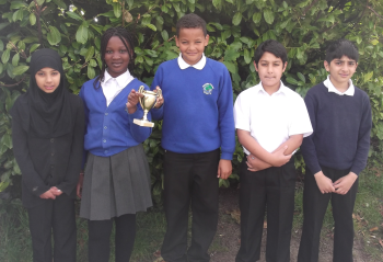 Year 5 Hockey Tournament winners