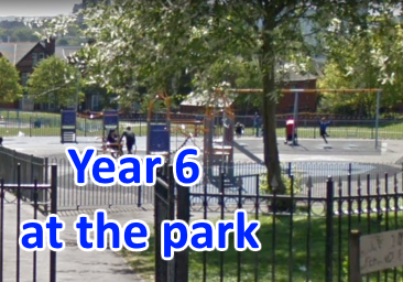 Year 6 at the park thumbnail